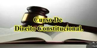 Curso Direito Constitucional Online ( Aprovação Em Concurso Público).