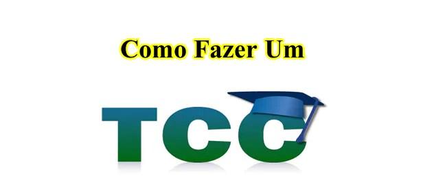 Curso De TCC, A Fórmula do TCC [como fazer um tcc passo a passo]