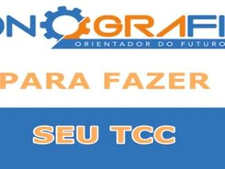 Curso Monografis Como Fazer Um Projeto De Tcc.