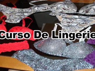 Curso De Lingerie Como Confeccionar lingeries