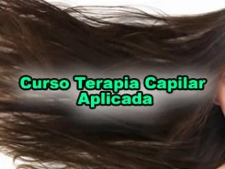 Curso de terapia capilar tricologia para cabeleireiros.