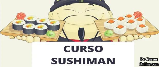 Curso De Sushiman Profissional.