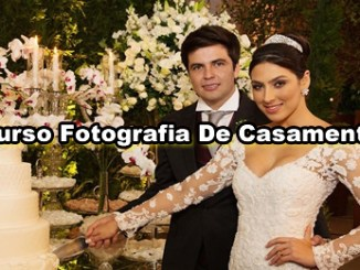 Curso Fotografia De Casamento.