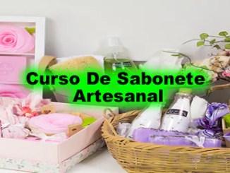 Curso De Sabonete Artesanal- Como Fazer Sabonetes Artesanais.