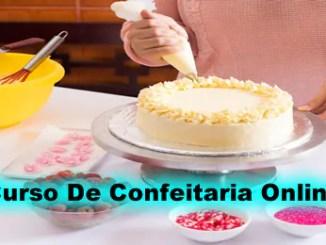 Curso De Confeitaria Online- Como Aprender a Fazer Bolos Decorados.