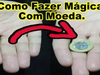 244 como fazer magica com moedas - Como Fazer A Mágica Da Moeda.