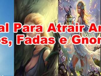 Magia Wicca Ritual Para Atrair Anjos Elfos Fadas e Gnomos - Magia Wicca: Como Fazer Ritual Para Atrair Anjos, Elfos, Fadas e Gnomos.