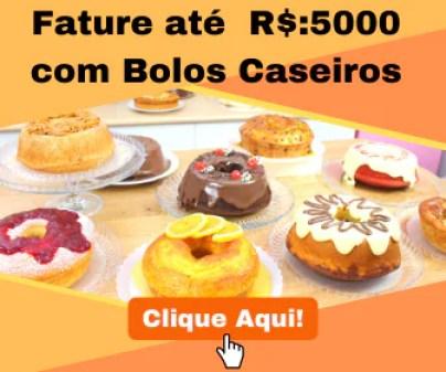 curso de bolos caseiros - Curso De Bolos Caseiros Funciona Mesmo?