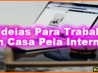 20 Ideias Para Trabalhar Em Casa Pela Internet - 20 Ideias Para Trabalhar Em Casa Pela Internet.