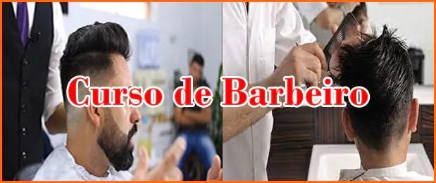 24 Curso de barbeiro - Rc Cursos Online Com Certificado Digital.