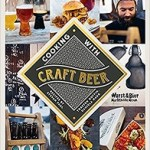 Book Cover Cooking with Craft Beer