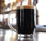 Image of dark beer mug