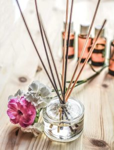 An essential oil diffuser like this one is used for aromatherapy