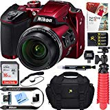Nikon Coolpics B500 Accessory Bundle