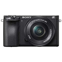 Sony a6500 24.2MP Mirrorless Digital Camera