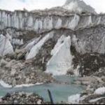 Hielo 'cálido' es descubierto en el glaciar más elevado del planeta
