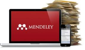 Phần mềm Mendeley