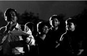 After acquittal of peoples' singer Jeetan Marandi, RCF had a cultural program of him.