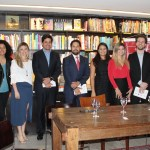 RCGILex reúne equipe e colaboradores para lançamento na Livraria da Vila