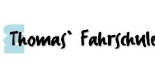 Logo Thomas Fahrschule 2013