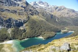 Lake Mackenzie from the trail