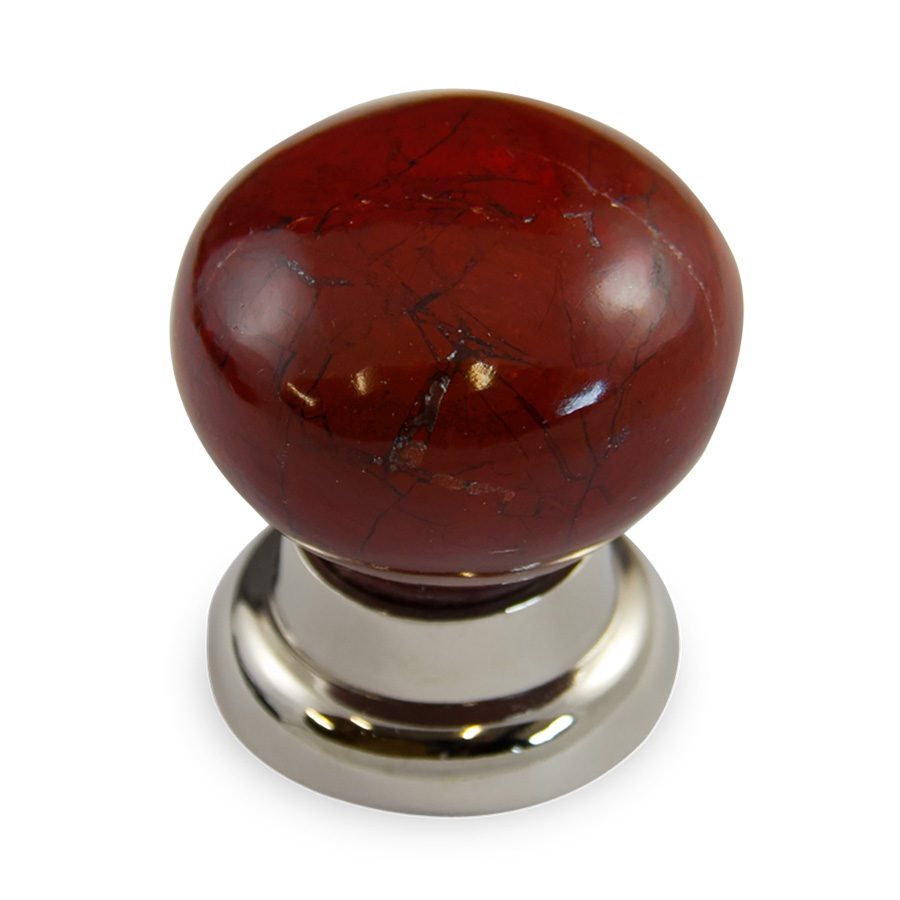 Elegance Mushroom Cabinet Knob for cabinet knobs and pulls.