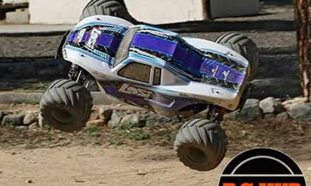 "LOSI SAYS ""GO BIG OR GO HOME"""