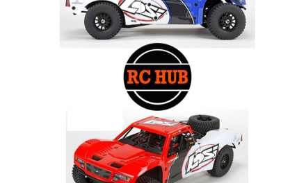 LOSI BAJA REY COMES TO PLAY