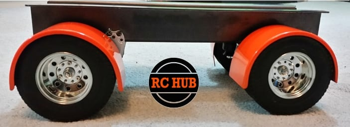 RC-HUB DWAYNE BRIGHT ORANGE FF 6
