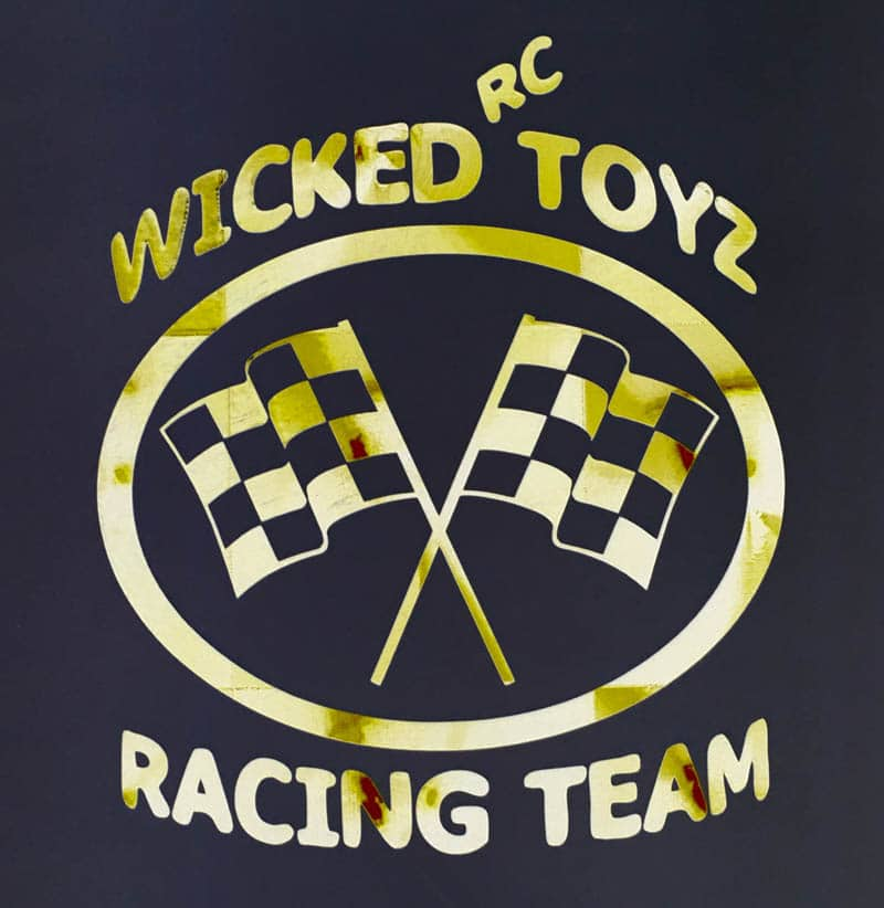 RC-HUB ED REYES FF WICKED RC LOGO