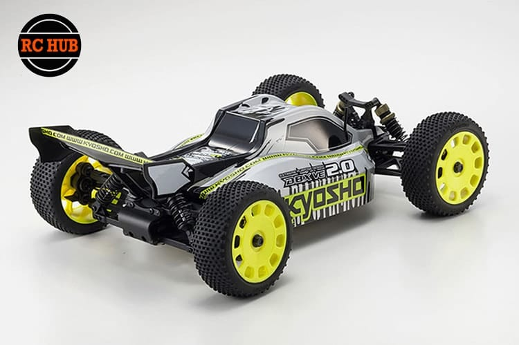 RC-HUB Kyosho DBX VE 2.0 ReadySet 4