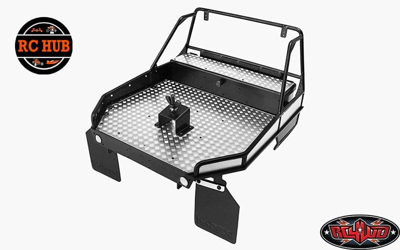 rc-hub-rc4wd-rear-tube-bed-for-trail-finder-2-with-mud-flaps-lights-black