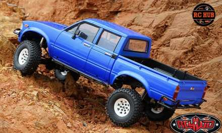"RC4WD TRAIL FINDER 2 TRUCK KIT ""4 DOORS"""