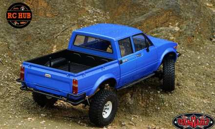 RC4WD 4 DOORS TF2 RTR