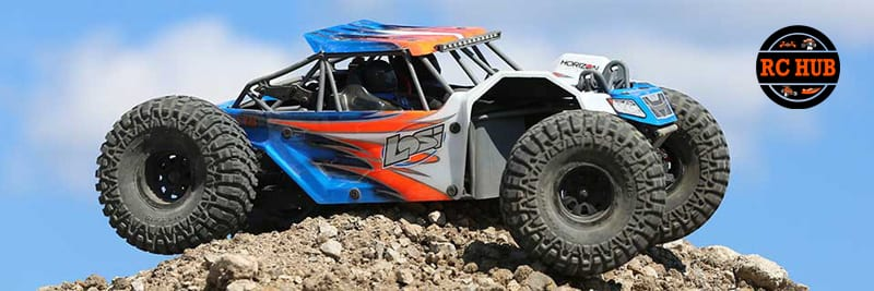 LOSI ROCK'IN REY KIT