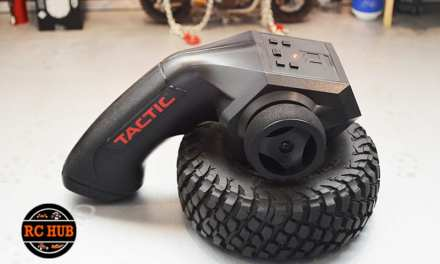 REVIEW ~ TACTIC TTX200