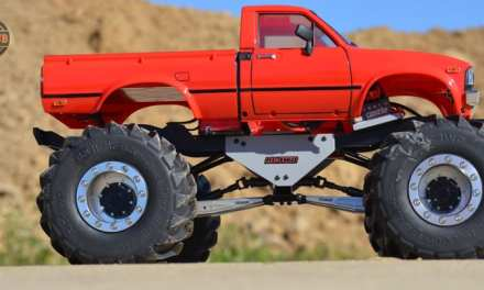 RC HUB CUSTOM BUILD – RC4WD MONSTER TRUCK!