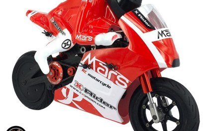 X-Rider 1/8 RC Motorcycle RTR