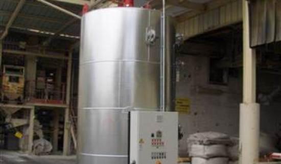 chaufferie fluide thermique