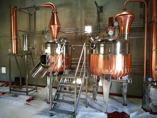 alambics distilleries