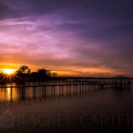 Sneads Ferry Sunset New River Camp LeJeune