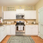 Oyster Landing Townhouse Kitchen Sneads Ferry NC