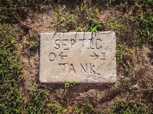 septic tank marker rci plus topsail