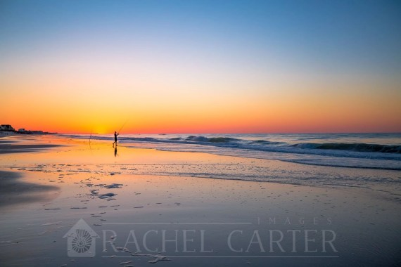 Sunrise North Topsail Beach NC Rachel Carter Images