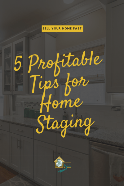5 Profitable Tips for Home Staging - RCI Plus Topsail