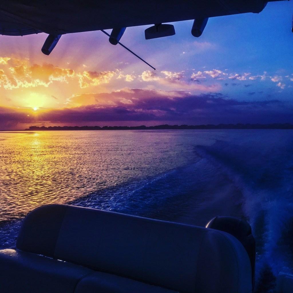 Lea Island captured by Dave Wood - RCI Plus Topsail