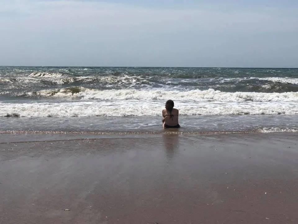 Kerri Wojcik in North Topsail Beach, NC - RCI Plus Topsail