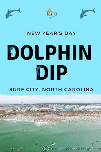 Dolphin Dip - RCI Plus Topsail
