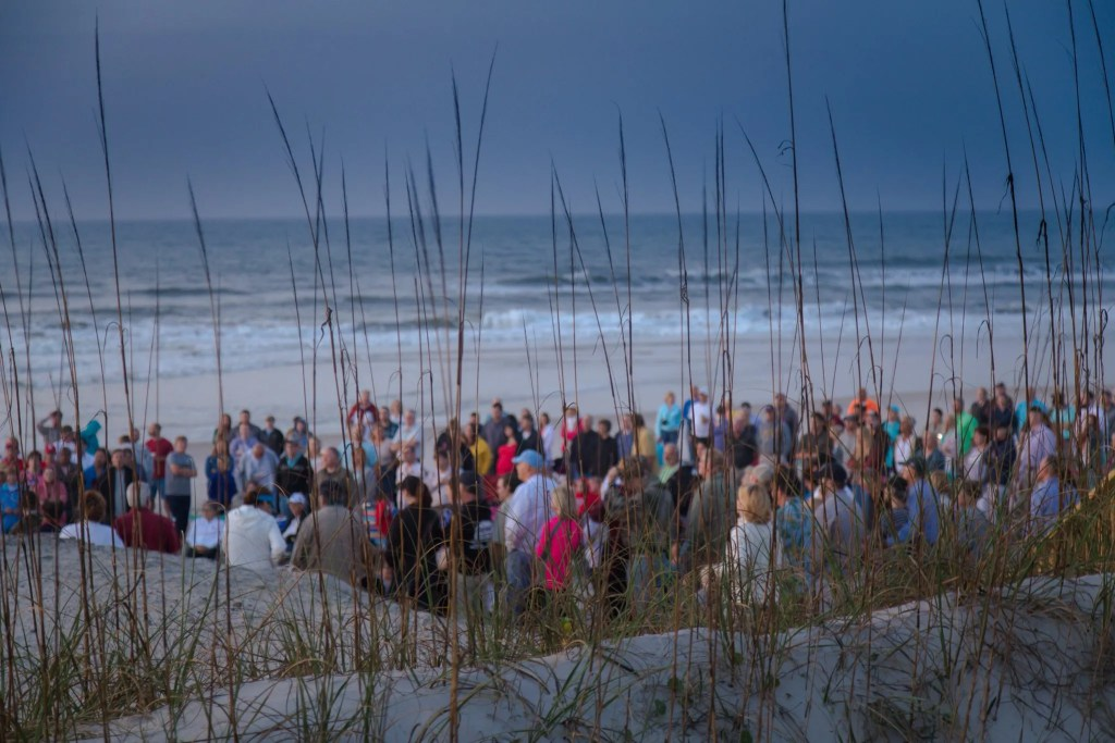 Easter Sunrise Service NTB
