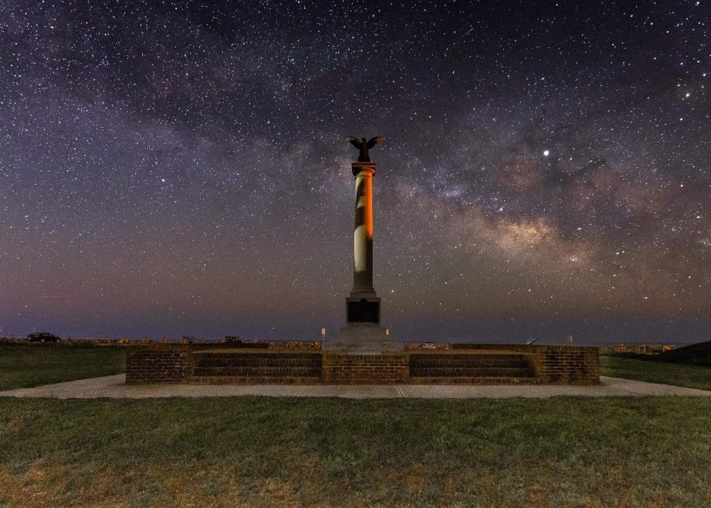 night fort fisher rci plus topsail